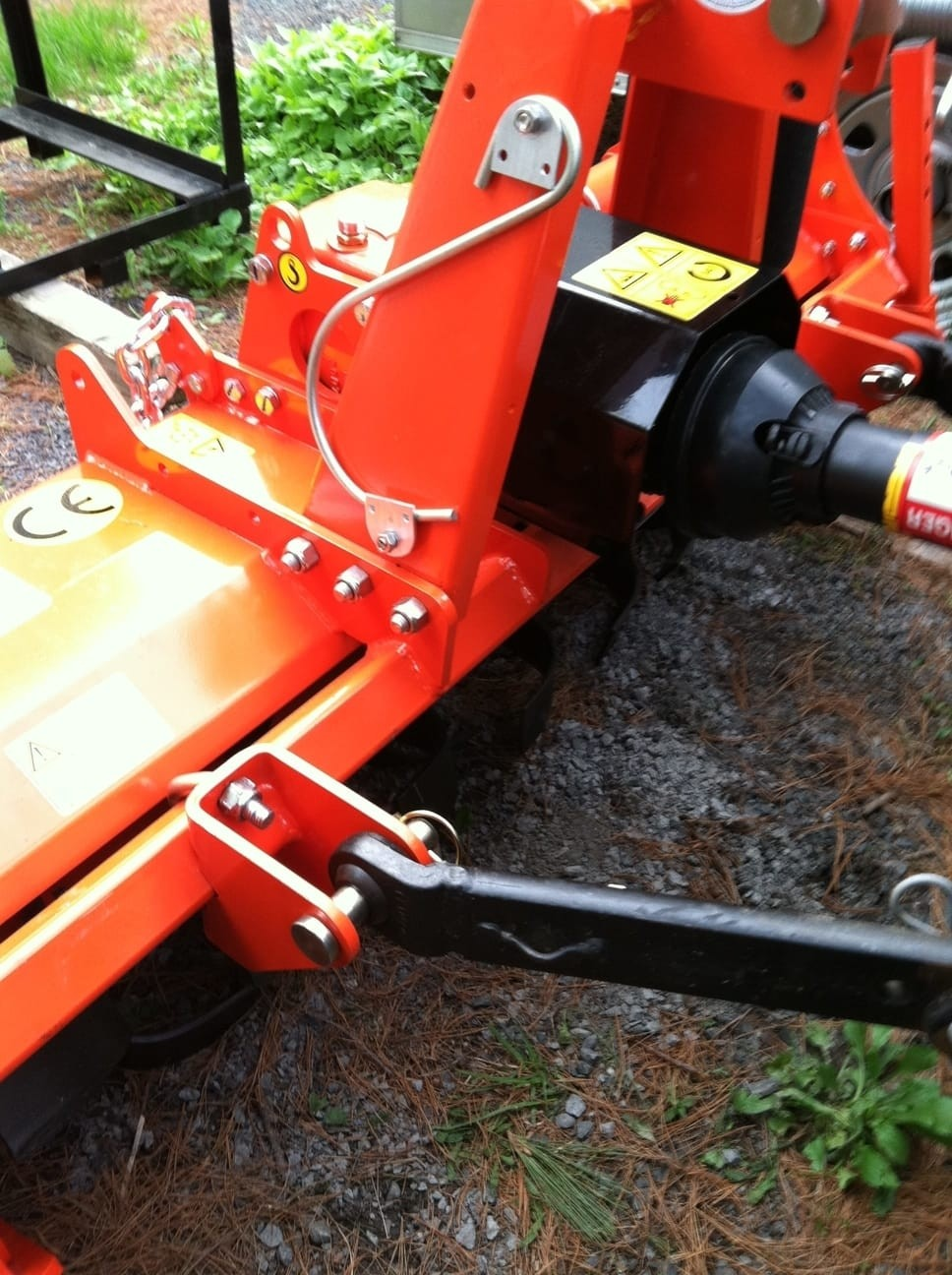 Class 4 Hitch >> 3 Point Rototiller - Rotary Tillers for Sale | Cosmo Rotary Tillers